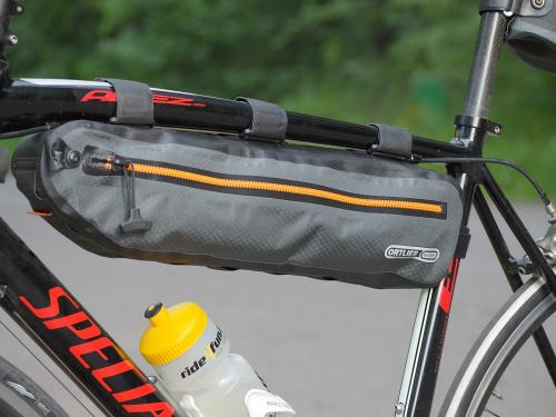 Bikepacking v menším - Ortlieb