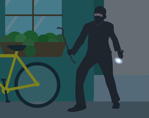 Jak doma chránit své kolo před zloději?
