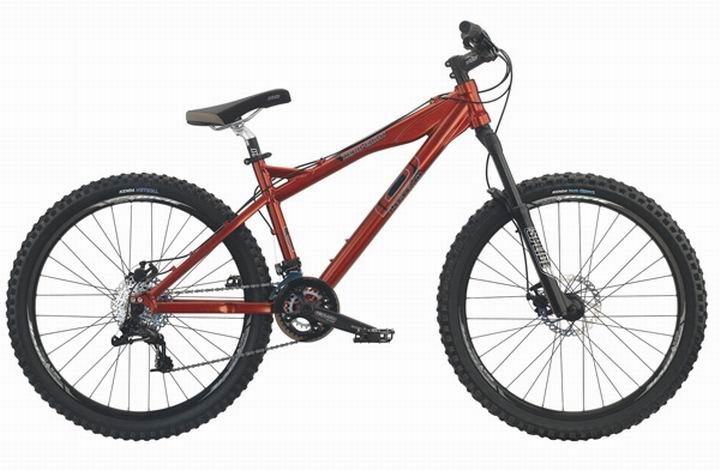 Prodám freeride/dirtstyle/4cross kolo Haro Zero Eight