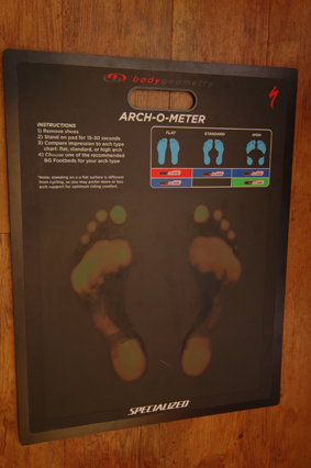 Body GeometryFit