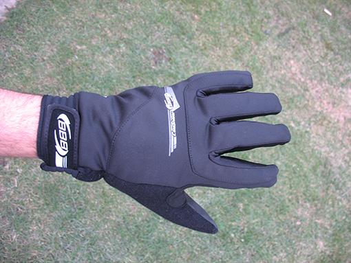 Zimní cyklistické rukavice BBB BWG-22 Coldshield