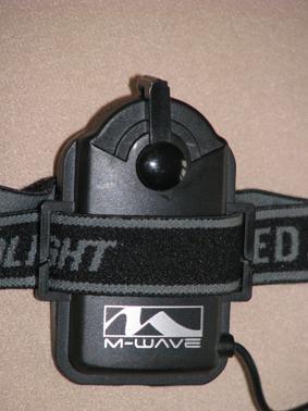 Čelovka M-Wave