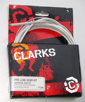 Clarks Pre Lube Gear Kit