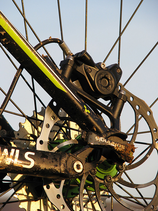 Cube AMS WLS Pro - test kola