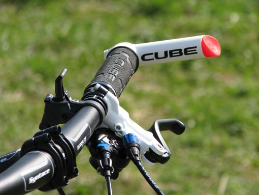 Cube Reaction GTC Race - test kola