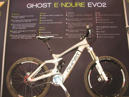 elektrokolo ghost e-ndure evo 2