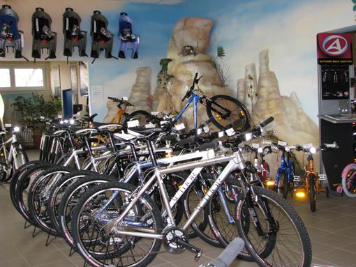 Cyklo Emap cyklistický obchod