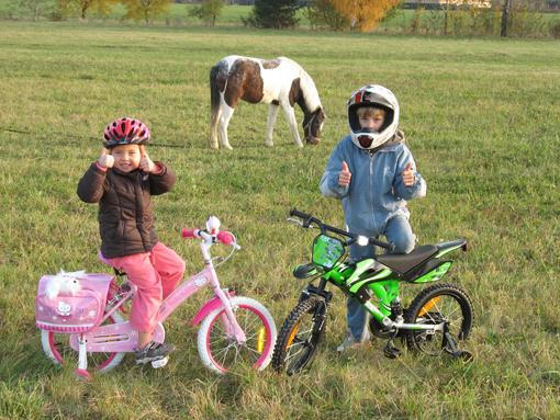 Insportline dětská kola