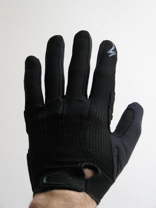 Rukavice Specialized BG Gel Long Finger